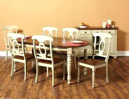 round country dining table and chairs french country dining furniture sets round table chairs decor shabby