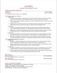 Management Consultant Resume And Cover Letter Review
