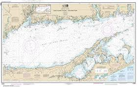 Paradise Cay Publications Noaa Chart 12354 Long Island Sound Eastern Part 29 9 X 47 2 Traditional Paper