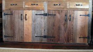 reclaimed wood cabinet doors. Reclaimed Wood Cabinet Door Kitchen Amazing Finished Cabinets Intended For Ideas Doors R