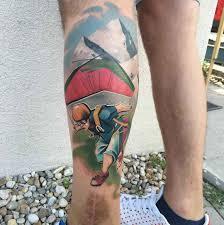 Graffiti Neotraditional Tattoos From Matej Martius Inkppl Tattoo