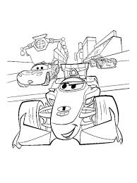 Small Picture Disney Cars 2 Coloring Pages and Printables For Kids Disney Cars