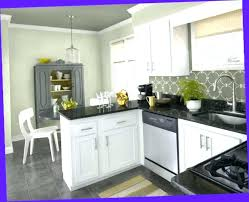 white kitchen cabinets white appliances kitchen black