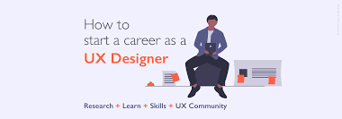 Design I How To Start A Career As A Ux Designer Prototypr