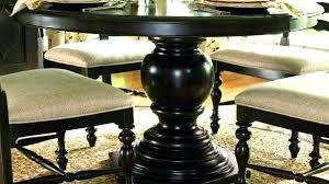 54 inch round pedestal dining table inch round dining table inch round pedestal dining table tables