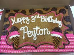 Small Picture 47 best Cookie Cakes images on Pinterest Cookie cakes Big