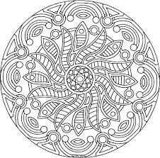 Small Picture Detailed Coloring Pages For Adults coloring pages 7 10 from 86