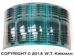w t kirkman 703 inverted mantle lantern globe oil