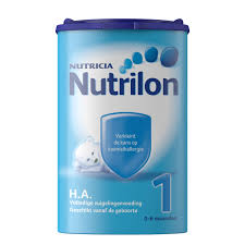 Nutricia zuigelingenvoeding