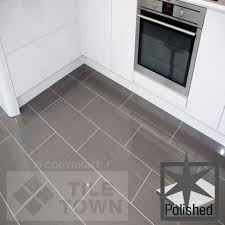 Polished Kitchen Floor Tiles Lounge Dark Grey Polished Bathroom Wall Tile Tiles Bathroom