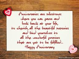 Marriage Anniversary Quotes Magnificent Anniversary Wishes For Couples Wedding Anniversary Quotes And