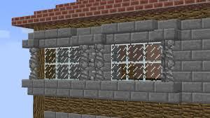 ᐅ Fenster Hervorheber In Minecraft Bauen Minecraft Bauideende