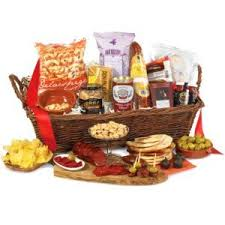 latienda gathering of friends gift basket of spanish food 79