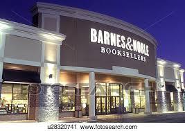 Stock graphy of Barnes & Noble bookstore Wilmington DE