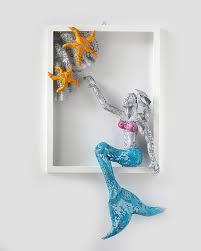 49 mermaid wall art beautiful mermaid wall art framed print swinkimorskie org