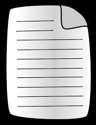 Page Clip Art - Clip Art Library