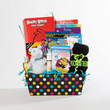 boys large basket thoughtful gifts for cancer patients rock the treatment