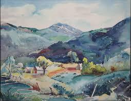 Clara Stroud (1890 - 1984) - Aug 22, 2019   Alderfer Auction in PA