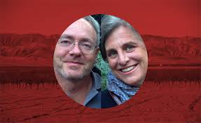 """Meet the jury of Archinect's """"Dry Futures"""" competition: Hadley and Peter  Arnold of the Arid Lands Institute 