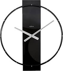 the clock because time is the