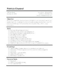 High School Work Resume Basic Resume Templates For High School Students Trezvost