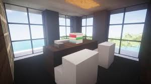 minecraft office ideas. A Small Modern Office Building Minecraft Ideas Download Save 6 C