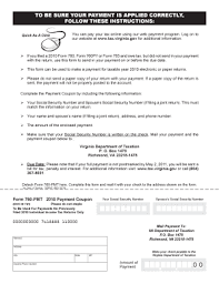 virginia form 760py what is a 760 pmt form fill online printable fillable blank