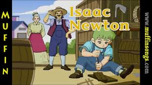 Isaac newton was born in 1643 and became famous for his work on gravity and his three laws of isaac newton is best known for 'discovering' gravity, but he worked on so many different topics that. Muffin Stories Isaac Newton Youtube