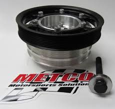 Interchangeable Crank Pulley Kit For Lt4