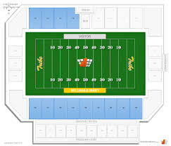 William And Mary Football Stadium Seating Chart Zable Stadium Sideline Football Seating Rateyourseats Com