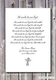 Zur Taufe Geburt Oder Zur Kommunion Die Schönsten Engelssprüche