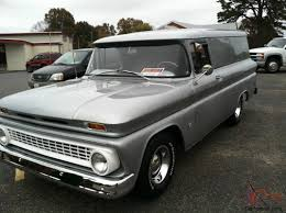 Truck 1963 chevy panel truck for sale : CHEVROLET PANEL TRUCK