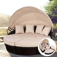 Inspiring Diy Outdoor Daybed With Canopy Photo Design Ideas