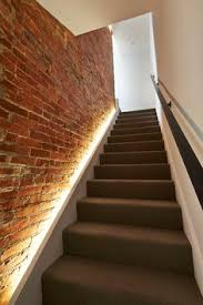 under stairs lighting. gallery of sky loft kube architecture 9 under stairs lighting h