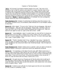 essay plan thesis in catcher in the rye by jd salinger the main page 1 zoom in