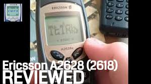 Reviews of Ericsson A2628 (and 2618 ...