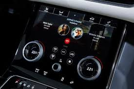 2018 land rover velar interior. perfect rover range rover velar show  phone with 2018 land rover velar interior a