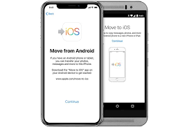 How To Transfer Data From An Android Phone To An Iphone