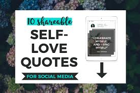 26 Inspiring Self Love Quotes Its All You Boo