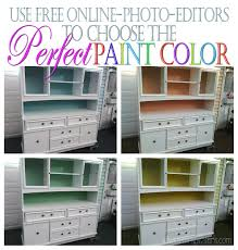 choosing paint colors for furniture. Free-Online-Editors-4-Picking-Paint-Colors Choosing Paint Colors For Furniture O