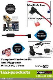 buy dash cam hardwire installation kit 12v to 5v micro usb with Car Fuse Box dash cam hardwire installation kit 12v to 5v micro usb with piggyback & fuse
