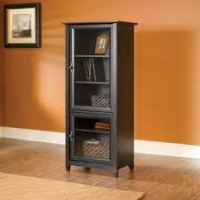 tv component stand.  Component Get Quotations  Brown Entertainment Storage Cabinet Tower Vintage Antique  Finish Shelves For Books Stereo Or Tv Components Glass On Component Stand O