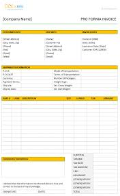 invoice template proforma templates for business plan proforma proforma templates for business plan proforma templates for business plan
