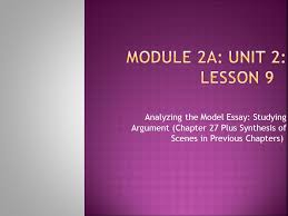 close reading focusing on taking a stand chapter cont ppt module 2a unit 2 lesson 8 four corners taking a stand in to