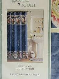waverly garden room fabric shower