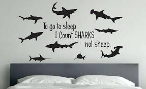 Shark Themed Bedroom Decor All About