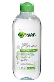 the review crew verdict for garnier skin naturals micellar cleansing water for bination to oily skin