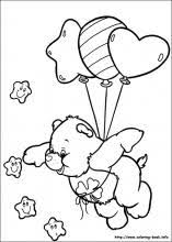 Small Picture The Care Bears coloring pages on Coloring Bookinfo