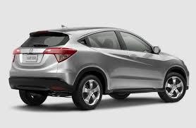 2017 Honda Cr V Color Chart 2017 Honda Hr V Colors And Configurations