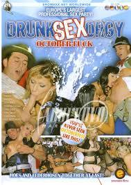 Drunk Sex Orgy October Fuck DVD Eromaxx Productions
